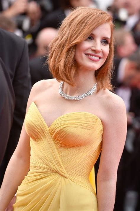 actress like jessica chastain jessica chastain plastic surgery before and after