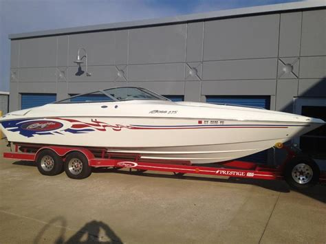 Performance Boats For Sale In Ky by 2003 Baja 275 Boss Powerboat For Sale In Kentucky