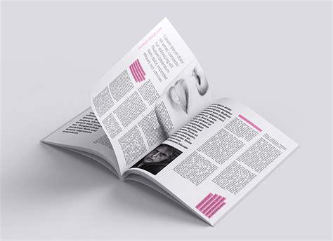 Free Magazine Mockup Free Magazine Mockup Mockups Design Free Premium Mockups