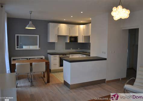 peinture renove cuisine rénovation et décoration d 39 un appartement ancien en