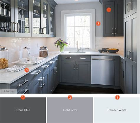 enticing kitchen color schemes shutterfly