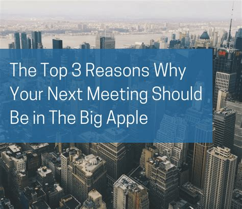 Top Three Reasons Why Dino The Top 3 Reasons Why Your Meeting Should Be In The