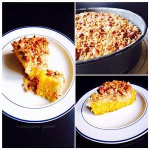 Kuchen Mit Kürbis : k rbis apfel kuchen mit mandelknusperstreuseln geniesserle ~ Lizthompson.info Haus und Dekorationen