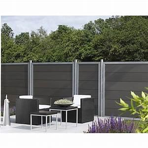Sichtschutz halbelement garten zaun garten sichtschutz garten und sichtschutz garten zaun for Sichtschutz terrasse wpc
