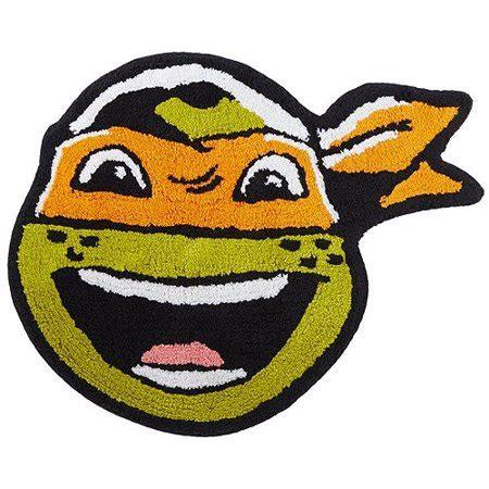 nickelodeon teenage mutant ninja turtles bath rug walmartcom