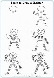 Halloween drawing ideas – cool Halloween crafts and activities