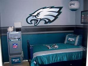 philadelphia eagles bedroom photos and video With kitchen cabinets lowes with philadelphia eagles wall art