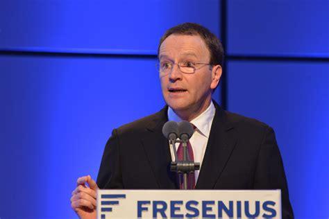 Nestle Poaches Fresenius Ceo Schneider