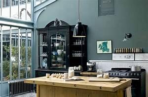 Cuisine Style Industriel Vintage : le mood board de ma future cuisine n o vintage ~ Teatrodelosmanantiales.com Idées de Décoration