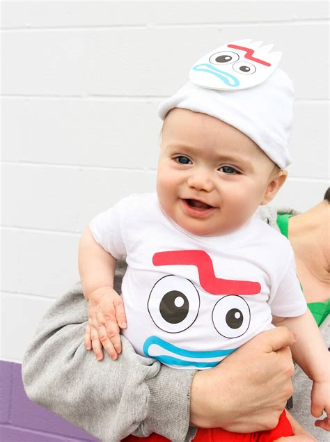 diy toy story  forky mommy   outfit brite  bubbly