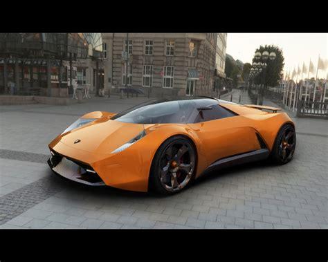 2009 Lamborghini Insecta Concept Design Wallpapers