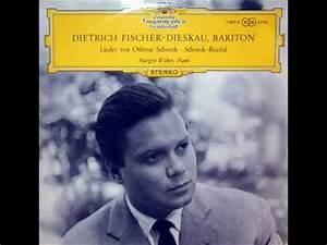 """Othmar Schoeck / Dietrich Fischer-Dieskau, 1959: Aus """"Ein ..."""