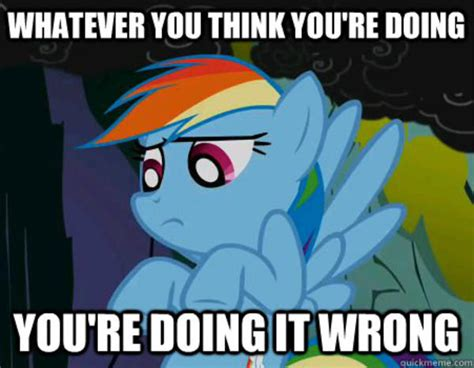 You Re Doing It Wrong Meme - image 224606 you re doing it wrong know your meme