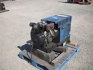 Miller Bobcat 225d 8 000w Welder  Generator
