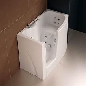 Sitzbadewanne Mit Dusche : sitzbadewanne gen y wannenrandarmatur mix system std sitzbadewanne barrierefreie duschen ~ Watch28wear.com Haus und Dekorationen