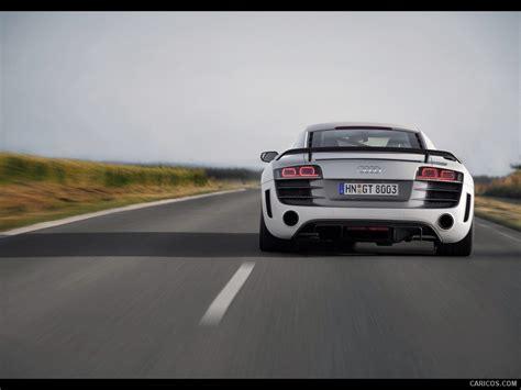 2018 Audi R8 Gt Rear Angle Wallpaper 10 1600x1200