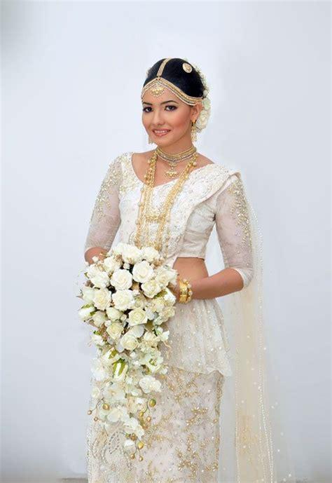 chandani bandara amazing bridal dressing