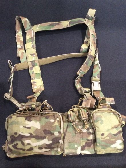 dsei  tyr tactical pico ds chest rack soldier systems daily