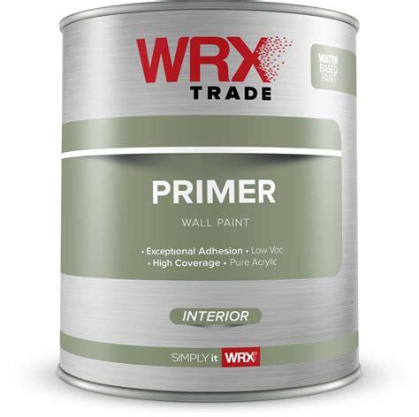 wrx trade primer interior wall paint wrx trade