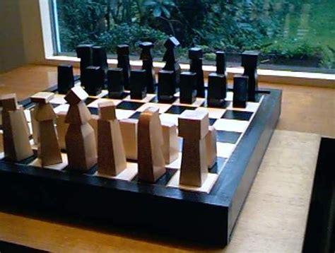 abstract chessset  poland