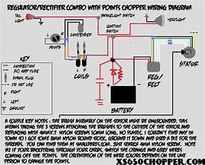 Low Voltage Problem  U0026 39 78 Xs650