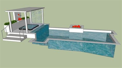 downloadsketchup components  warehouse pool