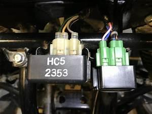 93 Trx300 Fan Control