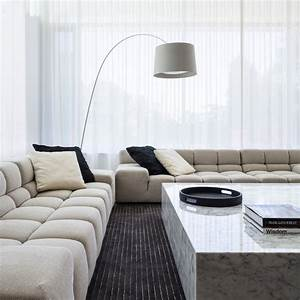 Springfield house adelaide contemporary living room for Sofa contemporain design