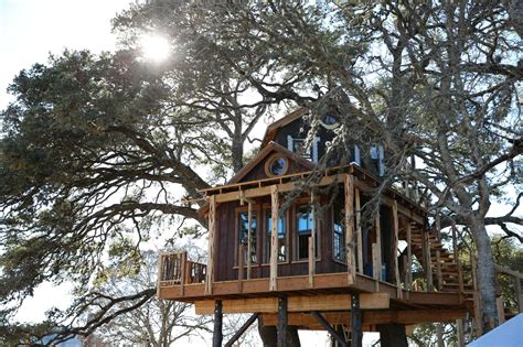 tv tonight treehouse masters builds hill country