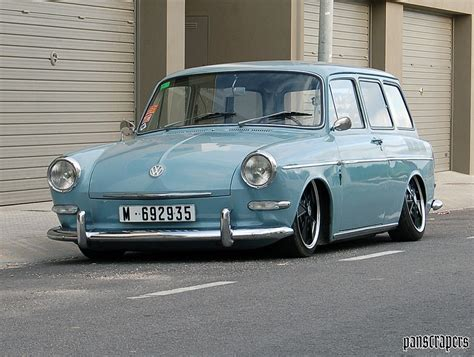 Vw Type Iii Variant 1968 Us Model