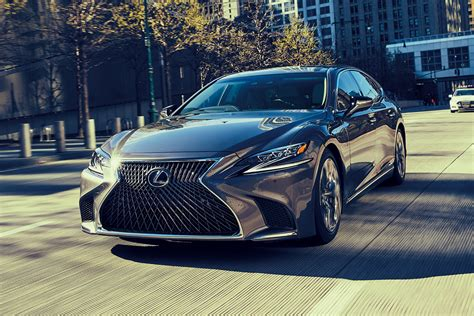 Review Lexus Ls by New Lexus Ls 500 2017 Review Auto Express