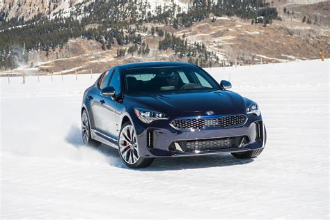 2019 Kia Stinger by 2019 Kia Stinger Review Ratings Specs Prices And