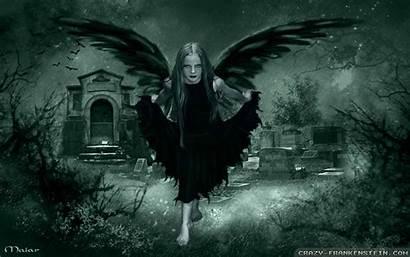 Fairy Gothic Dark Wallpapers Nature Background Pixel