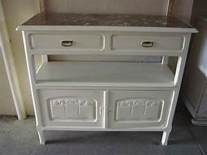 Peindre Un Meuble En Bois : peindre vieux meuble bois ~ Dailycaller-alerts.com Idées de Décoration