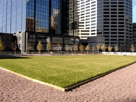 parking in power and light district greenroofs com projects kansas city power light