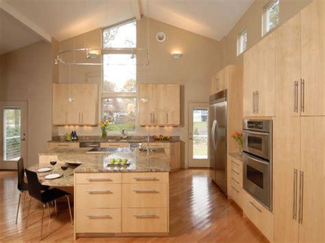 White Kitchens With Dark Granite Countertops