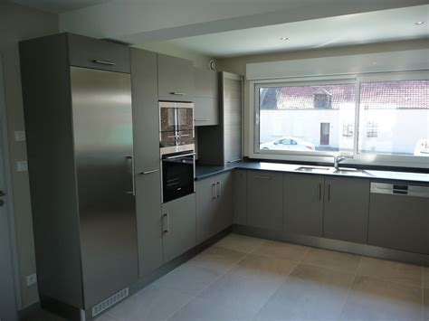 conforama cuisine plan de travail cuisine gris clair cuisines liebart