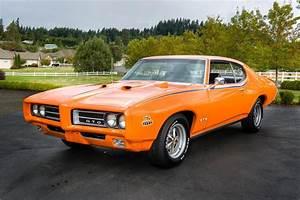 1969 Pontiac Gto Judge 2 Door Hardtop
