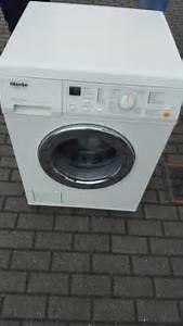 Waschmaschine Miele Gebraucht : miele waschmaschine neu und gebraucht kaufen bei ~ Frokenaadalensverden.com Haus und Dekorationen