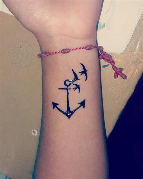 Tatuaje Ancla Significado Trendy Tattoo Ink Art Inspiracin En