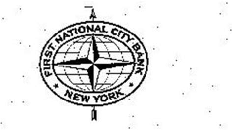 national city bank  york trademark  citigroup
