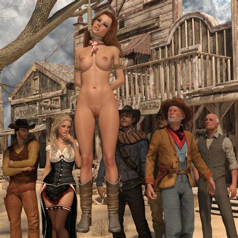 Hanging The Female Outlaws Porn Comics Galleries