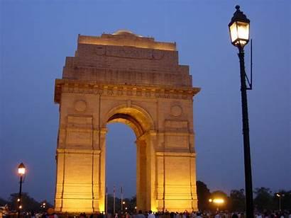 Delhi India Puerta Historia Visitar Mohan Bijoy