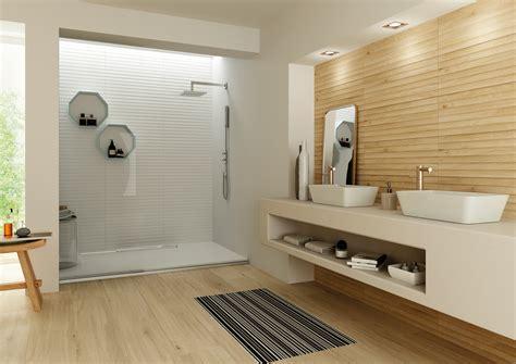 Fliesen in Holzoptik nicht nur für Bad, Spa und