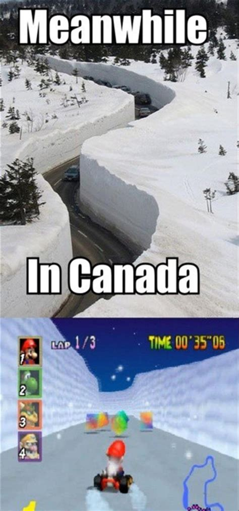 IRTI - funny picture #2402 - tags: meanwhile canada mario ...