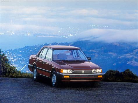 Honda Accord Sedan - Front Angle, 1985, 1600x1200, 3 of 5