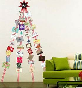 9 Fun Clutter Free Ways To Display Holiday Cards
