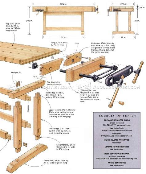 build essential workbench woodarchivist