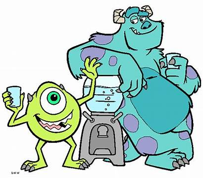 Monsters Inc Clipart Clip Pixar Disney University