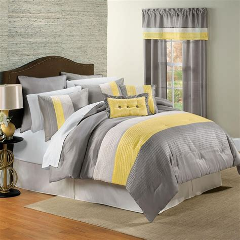 yellow and gray bedroom decor neutral meets cheerful nuance homesfeed